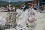 Nguyên nhân vụ lật tàu SE19 ở Thanh Hóa: Rào chắn đường sắt không đóng?