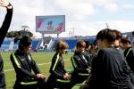HLV Hàn Quốc tự tin trút mưa bàn thắng vào lưới tuyển nữ Việt Nam