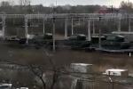 Video: Rộ tin Nga ồ ạt chuyển quân đến biên giới Triều Tiên