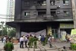 Cảnh sát PCCC cảnh báo 3 tòa nhà thiếu an toàn ở Hà Nội