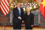 Video: Tổng thống Trump và Tổng Bí thư, Chủ tịch nước Nguyễn Phú Trọng tươi cười bắt tay nhau