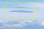 Liên tiếp xuất hiện những vật thể nghi UFO