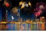 TP.HCM dự kiến bắn pháo hoa tại 4 điểm chào mừng Tết Dương lịch