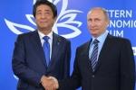 Thủ tướng Shinzo Abe phật ý vì bị Tổng thống Putin cho 'leo cây'?