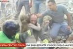Động đất Italia: Bé gái 10 tuổi sống sót thần kỳ sau 17h vùi trong đống đổ nát