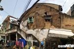 Hình ảnh khủng khiếp của 13 chung cư có thể đổ sập chết người bất cứ lúc nào tại TP.HCM