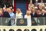 Phát biểu nhậm chức của ông Trump bị nghi đạo phim 'Người Dơi'