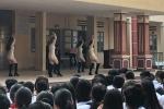 5 cô gái nhảy phản cảm tại trường học: Sở GD-ĐT Hà Nội yêu cầu trường báo cáo