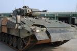 'Thiết bị lục quân mạnh nhất thế giới' của Đức không chịu được mưa