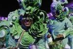 Hoàn hảo khai mạc Olympic 2016: Carnaval sôi động, pháo hoa rực trời