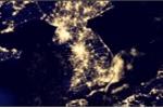 Nhà Trắng công bố ảnh vệ tinh bán đảo Triều Tiên về đêm khiến cả thế giới sửng sốt