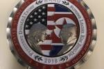Cận cảnh đồng tiền Nhà Trắng phát hành kỷ niệm hội nghị thượng đỉnh Mỹ -Triều