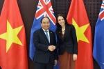 Thủ tướng lên đường thăm chính thức New Zealand và Australia