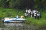 Phát hiện xác người đàn ông nước ngoài loã thể nổi trên sông Hương