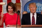 CNN: Tổng thống Trump 'bị ghét' nhiều hơn Chủ tịch Hạ viện Mỹ