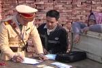 Hà Nội: Nghiêm cấm CSGT truy đuổi người vi phạm