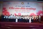 Trao tặng 200 suất học bổng cho học sinh nghèo Đồng Nai