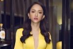 Hương Giang diện váy cắt xẻ táo bạo, làm giám khảo 'Hoa hậu Chuyển giới Thái Lan 2018'