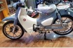 Honda Super Cub C125 sieu hiem dau tien tai Viet Nam, gia 100 trieu dong hinh anh 1