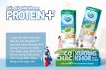 Cô Gái Hà Lan ra mắt sữa Protein+TM đáp ứng 40% nhu cầu Protein hàng ngày