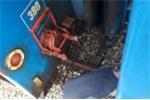 Chưa xác định nguyên nhân sự cố 2 toa tàu bị đứt móc nối ở Thanh Hóa