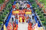 Lễ hội Đền Hùng năm 2018 diễn ra vào ngày nào?