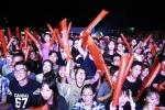 'Cháy' hết mình trong đêm nhạc tại Đại học Quốc gia TP.HCM cùng với Isaac, Soobin Hoàng Sơn