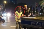 Toàn cảnh côn đồ lái ô tô gây tai nạn còn rút dao đâm gục nạn nhân