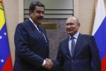 Những cú bắt tay trong dầu mỏ và quân sự giữa Nga với Venezuela