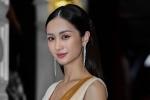 Diện váy xẻ sâu, Jun Vũ khoe nhan sắc gợi cảm hút ánh nhìn