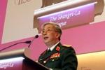 Video: Tướng Vịnh phát biểu tại Đối thoại Shangri-La