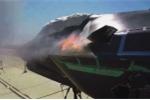 Video: Xem pháo Gatling của 'Tia chớp' F-35 nã đạn 'thần sầu'
