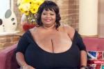 Phẫu thuật vì ngực khủng gấp 10 lần bình thường