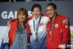 Ánh Viên nhận thưởng gần 700 triệu đồng sau SEA Games