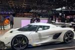 Cận cảnh siêu xe tốc độ hơn 480 km/h của Koenigsegg