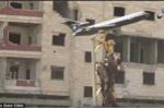 IS bắn hạ chiến đấu cơ Syria, đóng đinh bêu xác phi công