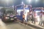 Video: Bị tài xế chiếm đóng cả 6 làn, BOT T2 Cần Thơ - An Giang phải xả trạm sau ít phút