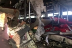 Hé lộ nguyên nhân vụ nổ xe khách ở Bắc Ninh