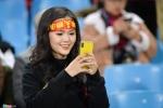 Bạn gái Duy Mạnh rạng ngời trước trận chung kết AFF Cup 2018