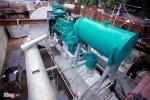 Chưa ứng được tiền thuê máy bơm chống ngập đường Nguyễn Hữu Cảnh, TP.HCM