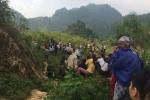 Phát hiện thi thể phân hủy dưới đèo Thung Khe, Hòa Bình