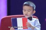 Cậu bé 4 tuổi đọc vanh vách tên, quốc kỳ nhiều quốc gia khiến người lớn cũng 'chào thua'