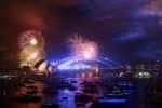 Video: Mãn nhãn màn pháo hoa đón năm mới tuyệt đẹp ở Sydney