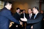 Thủ tướng: Mong doanh nghiệp Việt Nam-Trung Quốc kết nối để 'hai bên cùng thắng'