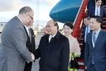 Trên chuyên cơ chở Thủ tướng từ châu Âu về nước ngày 20/10 có gì?