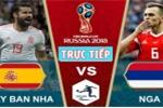 Video kết quả Tây Ban Nha vs Nga: Loạt sút luân lưu cân não, Nga vào tứ kết
