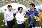 Bộ trưởng Nguyễn Ngọc Thiện: Olympic Việt Nam hãy gác lại hào quang U23 châu Á