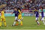 Sao U23 tỏa sáng, Hà Nội thắng dễ Nam Định