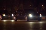 Video: 'Quái thú' dẫn đầu đoàn xe hàng chục chiếc tới đón Donald Trump tại Nội Bài