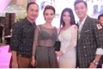 Thu Trang 'hút hồn' khán giả với vẻ gợi cảm khi dự sự kiện